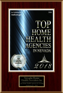 Top Home Health Agencies In Nevada Award 2018