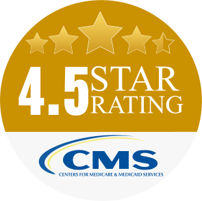 5 star rating CMS